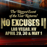 No Excuses Summit II   You've Really Got No Excuses Not to Attend This Year...